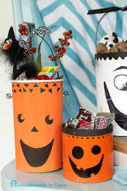 Recycled Halloween Crafts - remodelando la casa halloween recycled candy containers