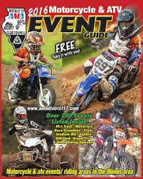 ama atv motocross ama district 17 event guide by cycle usa issuu