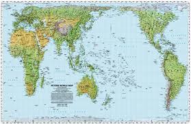 Raven Maps World Map