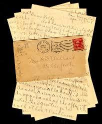 letter writing language arts blog