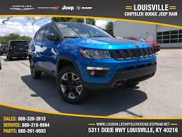 jeep compass limited blue blue jeep compass in kentucky for sale used cars on buysellsearch