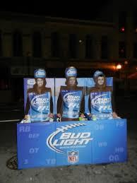 Beer Halloween Costumes Coolest Zombie Pack Bud Light Costume