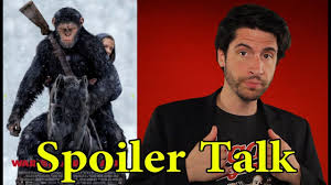 Planet Of The Blind War For The Planet Of The Apes Spoiler Talk Youtube