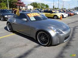 nissan 350z motor for sale 2003 nissan 350z touring coupe in silverstone metallic 016352