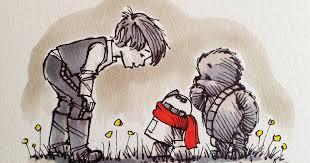 star wars characters reimagined winnie pooh friends