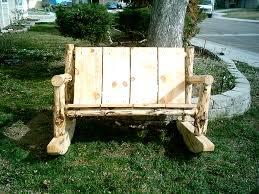 Log Outdoor Furniture by Outdoor Furniture