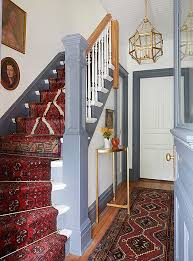 Diy Runner Rug Gorgeous Vintage Runners Diy Idea For Your Stairs