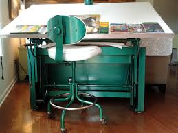 frog green car paint u0026 an old drafting table mom and her drill