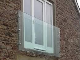 infinity glass juliet balconies from sunrock balconies