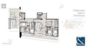 Marina Square Floor Plan Vida Residences Dubai Marina Apartments By Emaar
