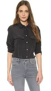 equipment signature blouse equipment signature blouse shopbop