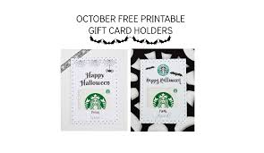 october free printable gift card holders celebrate in detail
