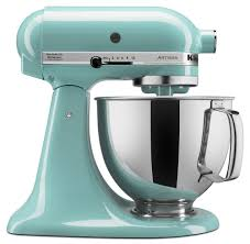 Kitchenaid Classic Stand Mixer by Kitchenaid Artisan Aqua Sky Stand Mixer Crate And Barrel