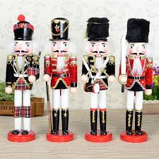 Nutcracker Statues Christmas Decorations by Compare Prices On Nutcracker Wooden Christmas Decoration Online