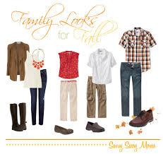 fall family fashion perfect family photos savvy