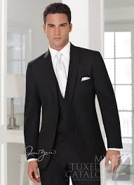 the slimness of the suit and the lower cut of the vest mens