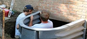 Basement Window Well Drainage by The Importance Of Window Well Drain Systems Doityourself Com