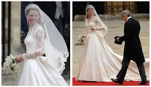 kate middleton wedding dress custom style