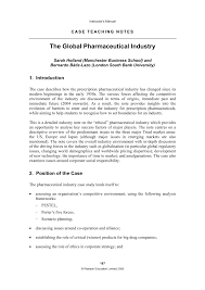 the global pharmaceutical industry pdf download available