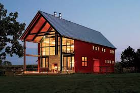 modern barn home this beautiful wisconsin vacation retreat is a modern home disguised
