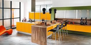 meuble cuisine jaune cuisine mobalpa 25 photos
