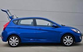 used hyundai accent 2012 used 2012 hyundai accent hatchback pricing for sale edmunds