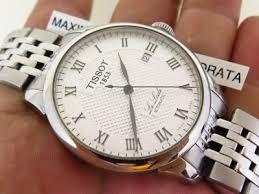 Jam Tangan Tissot Le Locle Automatic maximuswatches jual beli jam tangan second baru original koleksi jam