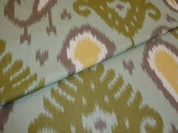 home decorator fabrics online dwellstudio pattern batavia ikat color aquamarine home decor fabric