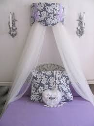 Crib Net Canopy by Swag Damask Cornice Teester Bed Crib Crown Canopy Suzette Gray