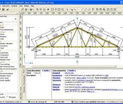 Free Wooden Truss Design Software by Truss4 Roof Truss Design Software
