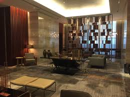 Livingroom Lounge Full Review Park Hyatt New York Mile Writer