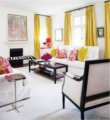 Bright Colored Curtains Curtains Best Color Curtains For White Walls Designs How To Choose