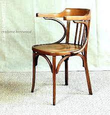 chaise cuisine avec accoudoir chaise fauteuil bois cuisine de style bistrot bureau baumann avec