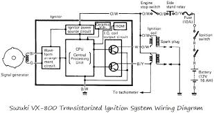 suzuki vx 800 transistorized ignition system