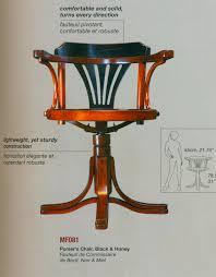 Schreibtischstuhl Schreibtisch Stuhl Drehbar Black Authentic Models Möbel