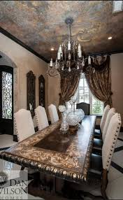 Dining Room Table Tuscan Decor World Design Homes Pretentious Classics Tuscan Decor