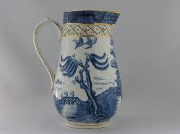 willow pattern jam pot vintage booths old willow pattern china milk jug pitcher ship at