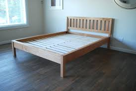 White Wood King Bed Frame Wooden King Bed Frame Size With 4 Drawers Melbourne White Wood