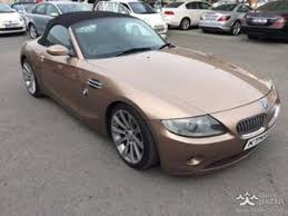 bmw z4 2004 convertible 2 2l petrol automatic for sale limassol