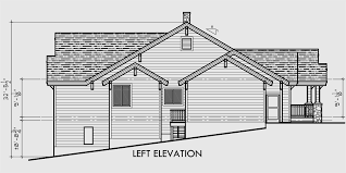 Gable Roof House Plans Straight Gable House Plans House Design Plans