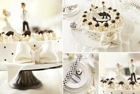 hochzeitstorte selbst gemacht hochzeitstorte schwarz weiß black and white torte zur hochzeit