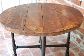 round wood coffee table rustic round coffee table industrial wood table 30 x 20 reclaimed wood