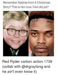 A Christmas Story Meme - remember ralphie from a christmas story this is him now feel old