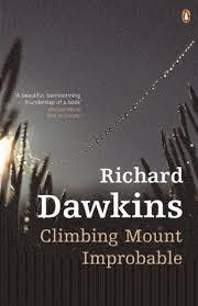 Richard Dawkins Blind Watchmaker Climbing Mount Improbable By Richard Dawkins