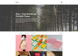 40 best free portfolio wordpress themes in 2017