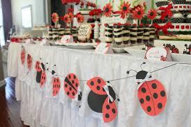 kara u0027s party ideas lovebug ladybug birthday party ideas planning