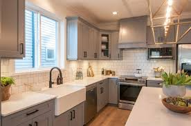 images of grey kitchen cabinets are grey kitchen cabinets better than white warline