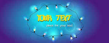 neon lights vector background neon lights vector background