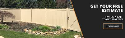 ekren fence company aluminum vinyl wood and chain link