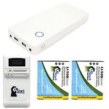 olympus vr 340 battery 2x battery universal charger 18000mah power bank for olympus vr